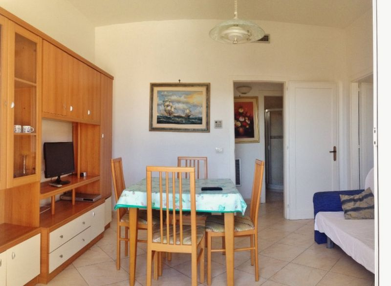 Sala de estar Locação Apartamentos 97119 Gallipoli