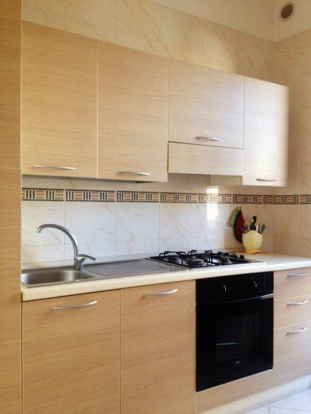 Canto cozinha Locação Apartamentos 97119 Gallipoli