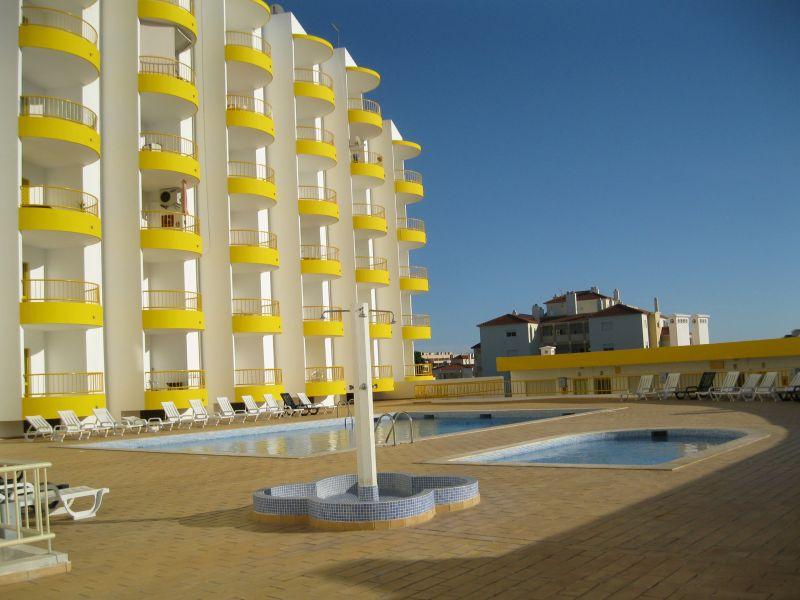 vista da varanda Locação Apartamentos 107512 Praia da Rocha