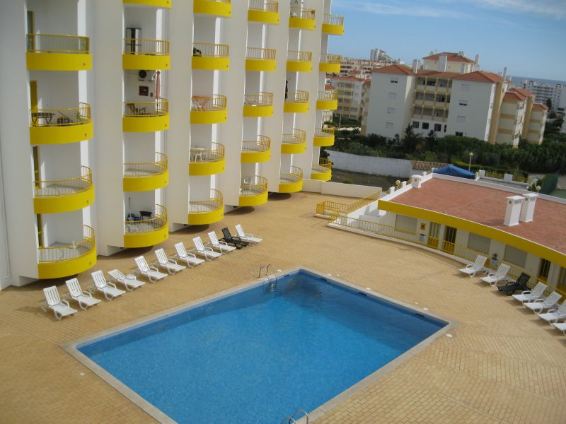 Piscina Locação Apartamentos 107512 Praia da Rocha