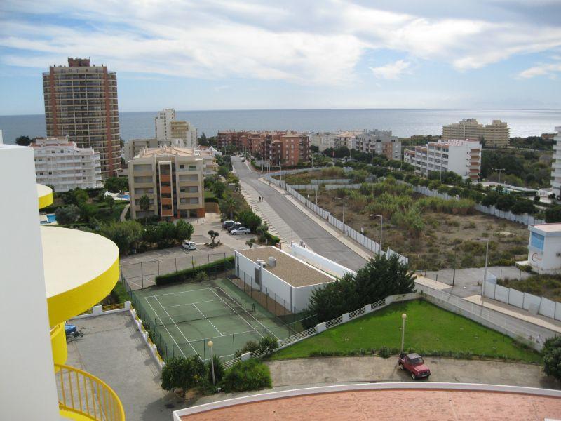 Vista do terraço Locação Apartamentos 107512 Praia da Rocha