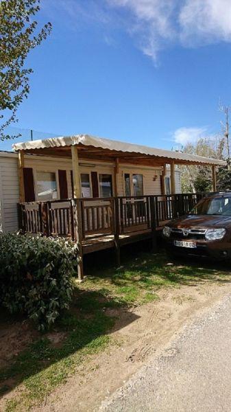 Vista exterior do alojamento Locação Mobil Home 112067 Valras-Praia
