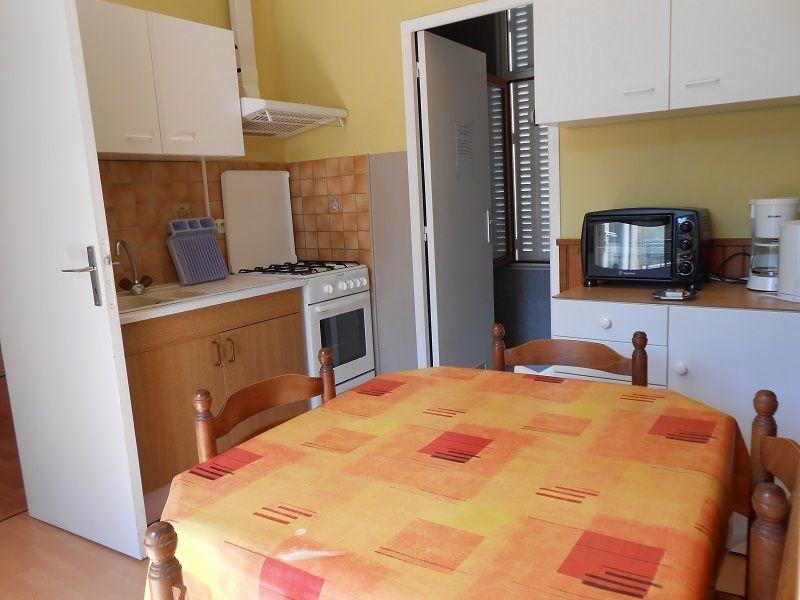 Sala de jantar Locação Apartamentos 115202 La Bourboule