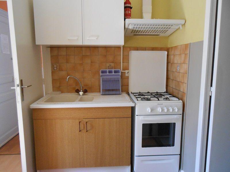 Canto cozinha Locação Apartamentos 115202 La Bourboule