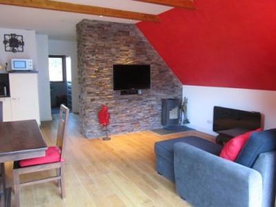 Sala de estar Loca��o Casa de turismo rural/Casa de campo 65220 Saint Lary Soulan