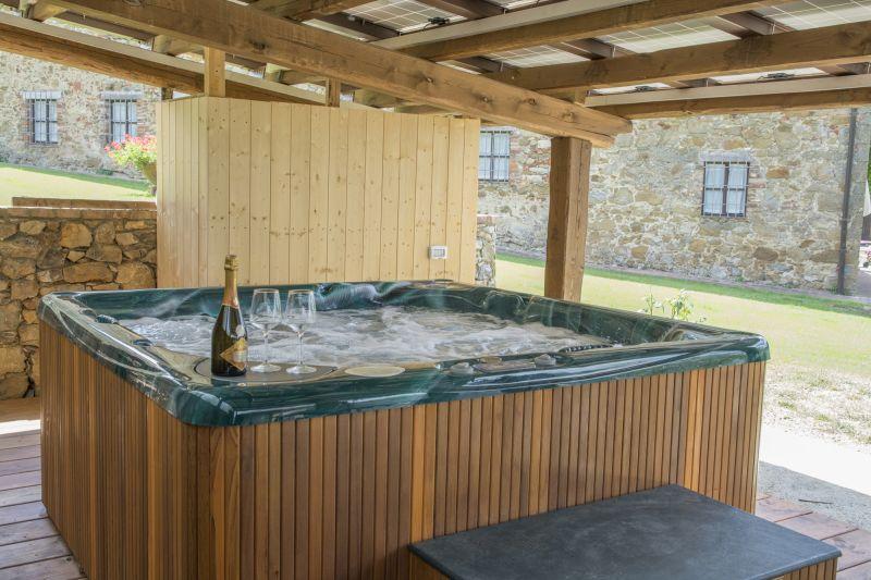 Piscina Locação Casa de turismo rural/Casa de campo 65957 Siena