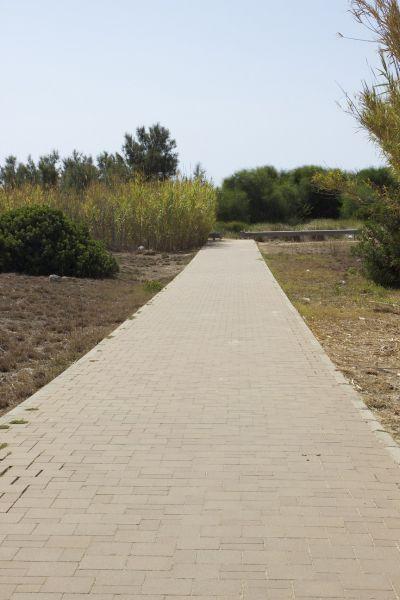 Vista dos arredores Locação Apartamentos 75278 Pescoluse