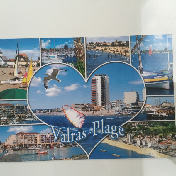 Vista dos arredores Locação Apartamentos 83377 Valras-Praia