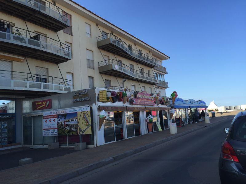 Vista exterior do alojamento Locação Apartamentos 83377 Valras-Praia