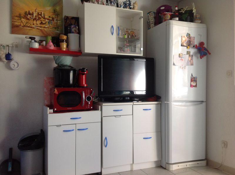 Canto cozinha Locação Apartamentos 83377 Valras-Praia