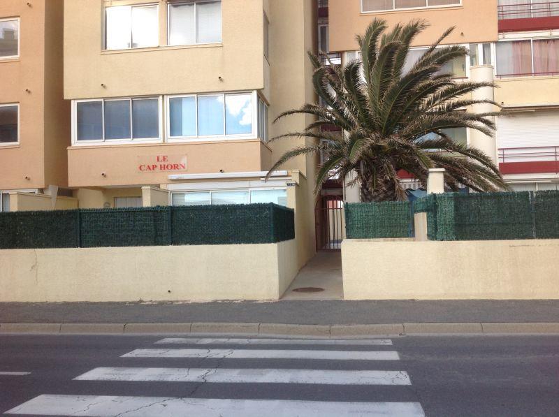 Entrada Locação Apartamentos 83377 Valras-Praia