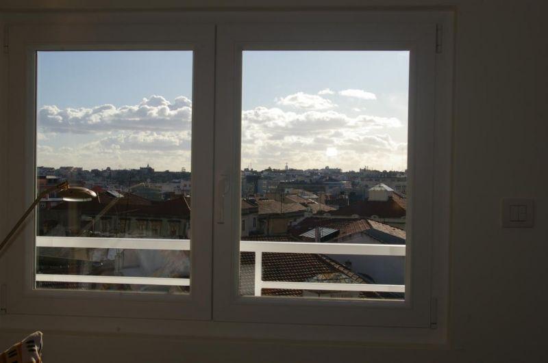 Vista desde do alojamento Locação Apartamentos 91900 Lisboa