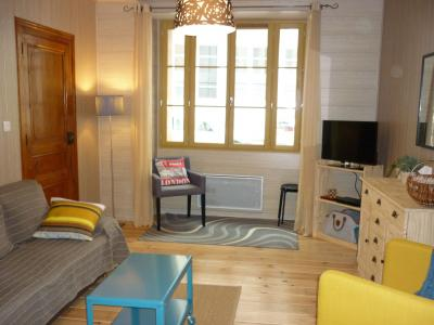 Sala de estar Loca��o Casa 92277 Luchon Superbagneres
