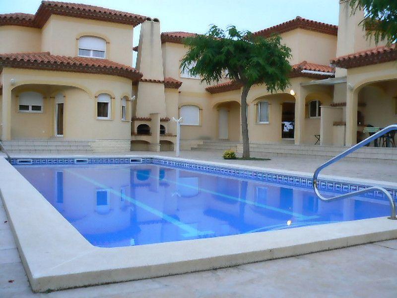 Vista exterior do alojamento Locação Casa 92760 Cambrils