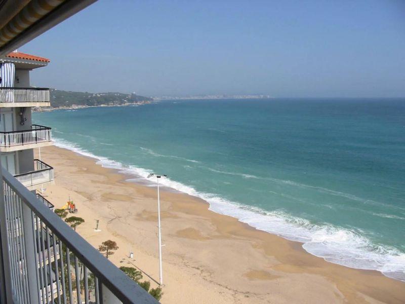 Vista desde do alojamento Locação Estúdio 93350 Playa d'Aro
