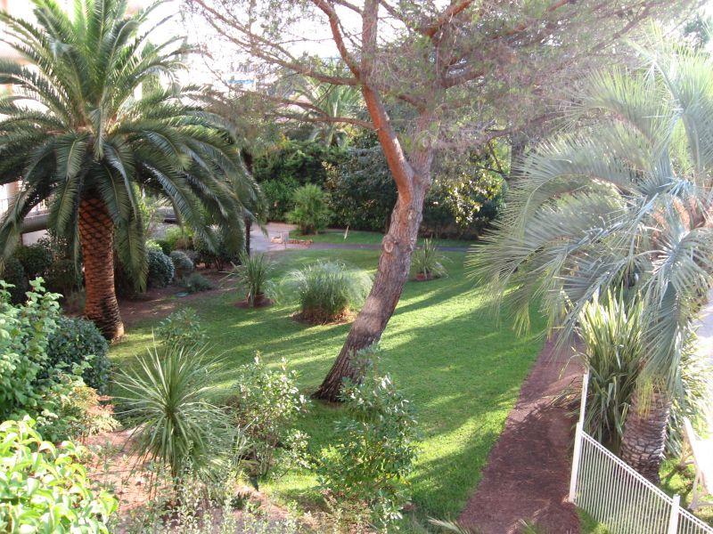 Vista do terraço Locação Apartamentos 102878 Sainte Maxime