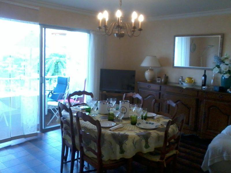 Sala de jantar Locação Apartamentos 102878 Sainte Maxime