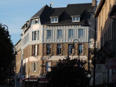 Vista exterior do alojamento Locação Apartamentos 106712 Perros-Guirec