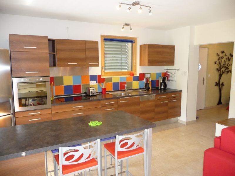 Cozinha americana Locação Apartamentos 106719 Evian les Bains