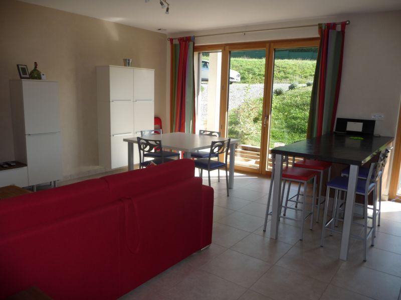 Sala de estar Locação Apartamentos 106719 Evian les Bains