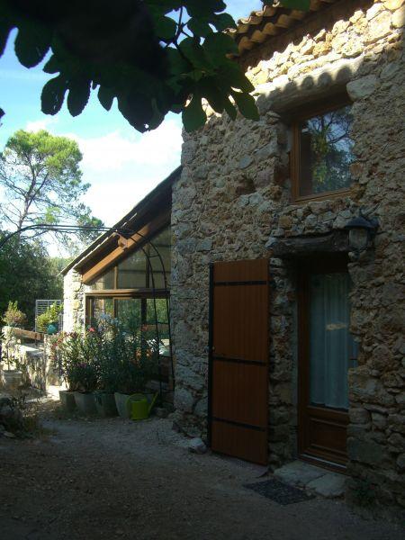 Vista exterior do alojamento Locação Casa de turismo rural/Casa de campo 113716 Le Thoronet