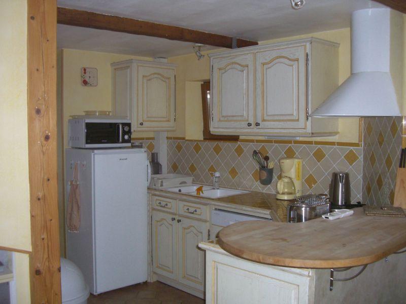 Canto cozinha Locação Casa de turismo rural/Casa de campo 113716 Le Thoronet