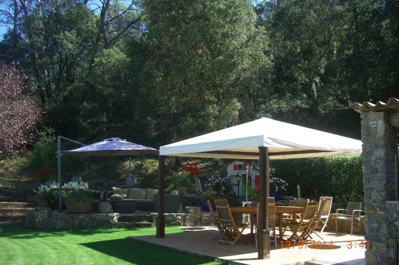 Jardim Locação Casa de turismo rural/Casa de campo 113716 Le Thoronet