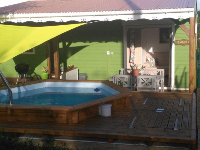Vista exterior do alojamento Locação Bungalow 114766 Sainte Luce