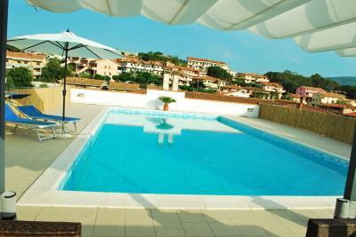 Piscina Loca��o Apartamentos 66430 Porto Azzurro