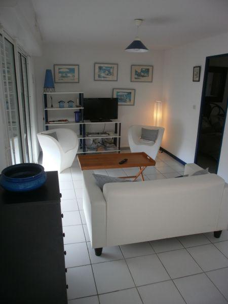 Sala de estar Locação Apartamentos 76471 Saint Pierre la Mer