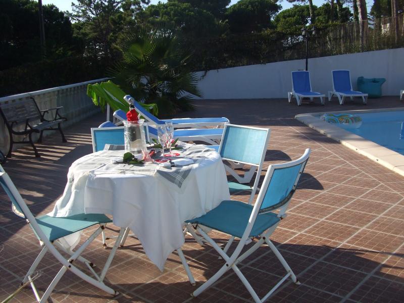 Vista do terraço Locação Apartamentos 80748 Sintra
