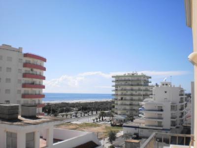 vista da varanda Loca��o Apartamentos 80882 Monte Gordo