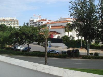 vista da varanda Loca��o Apartamentos 82671 Albufeira