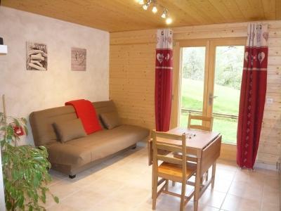 Sala de estar Loca��o Apartamentos 85484 Saint Jean d'Aulps- La Grande Terche