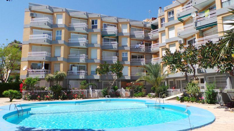 Piscina Locação Apartamentos 87132 Salou
