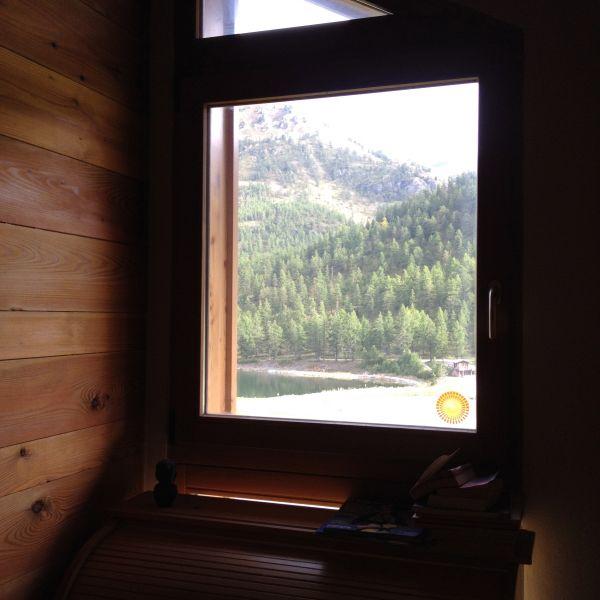 Vista desde do alojamento Locação Apartamentos 100869 Montgenevre