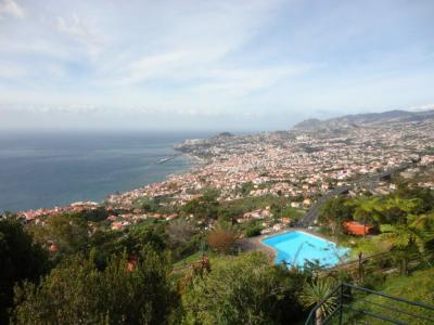 Vista desde do alojamento Loca��o Apartamentos 100929 Funchal
