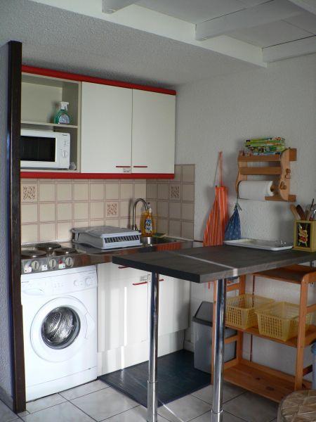 Canto cozinha Locação Apartamentos 108956 Argeles sur Mer