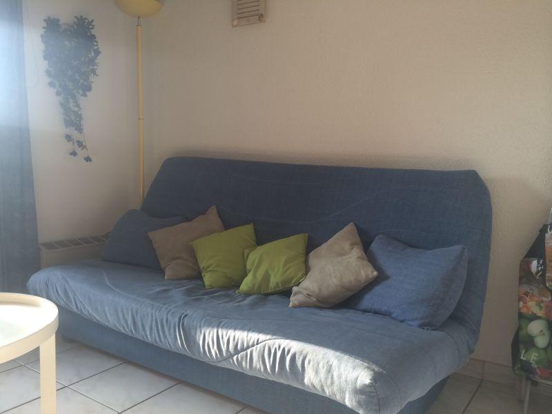 Sala de estar Locação Apartamentos 108956 Argeles sur Mer