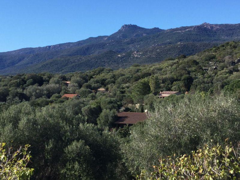Vista desde do alojamento Locação Casa 113232 Bonifacio