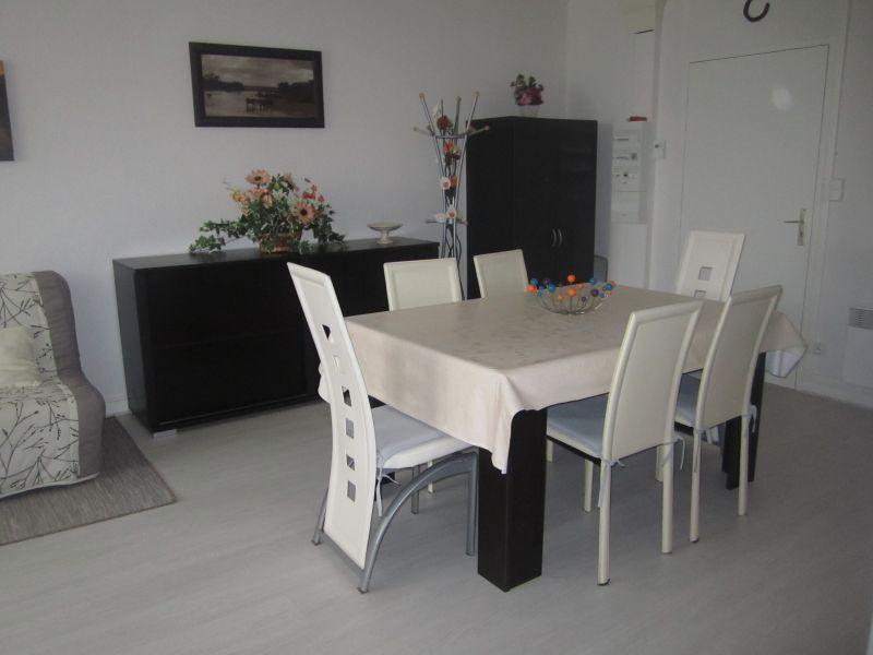 Sala de jantar Locação Apartamentos 66948 Les Rousses