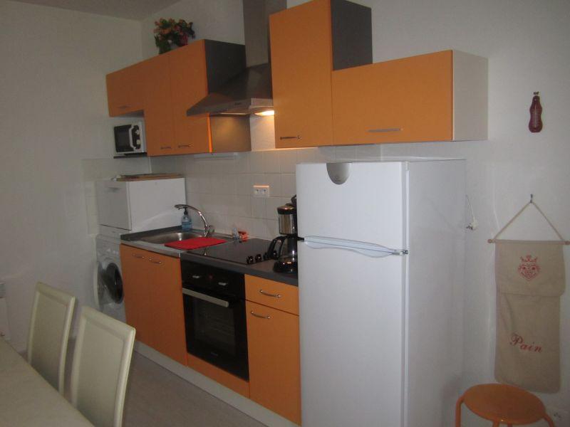 Cozinha americana Locação Apartamentos 66948 Les Rousses