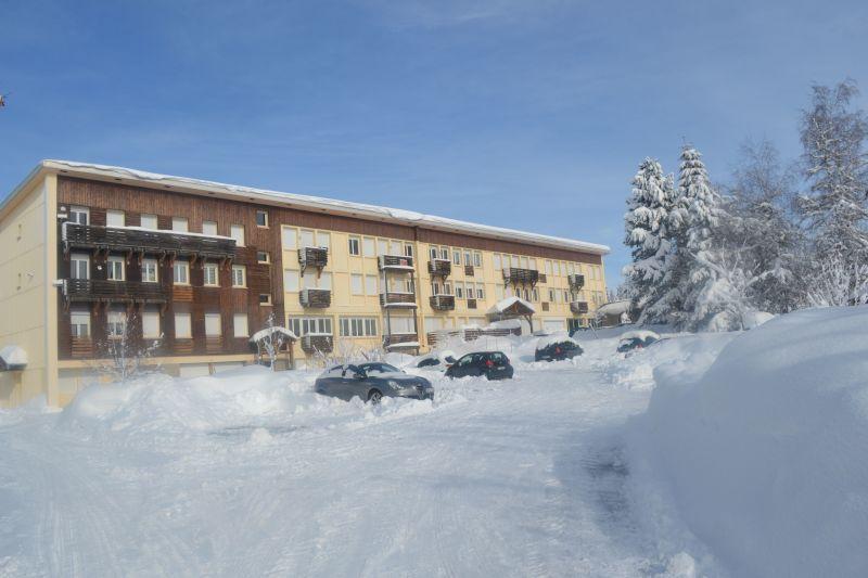 Vista exterior do alojamento Locação Apartamentos 66948 Les Rousses