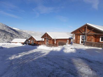 Vista exterior do alojamento Loca��o Chal� 72322 Seyne les Alpes