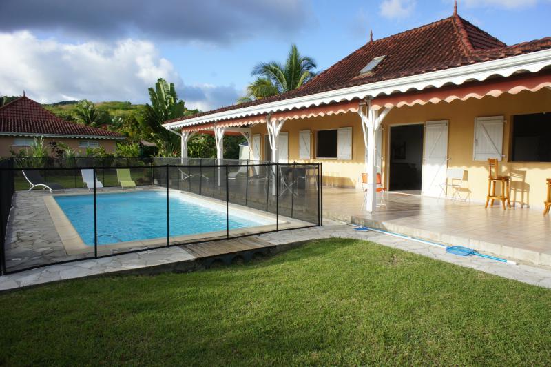 Vista exterior do alojamento Locação Vivenda 75109 Le Diamant