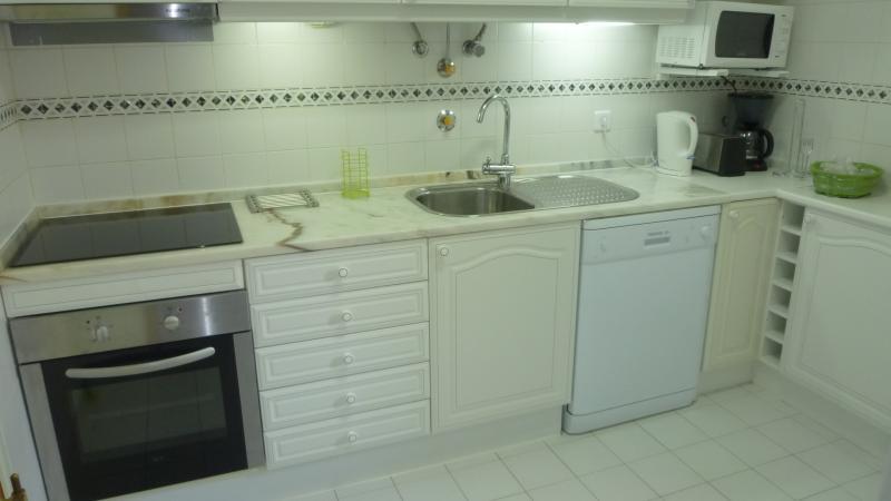 Cozinha independente Locação Apartamentos 77799 Albufeira