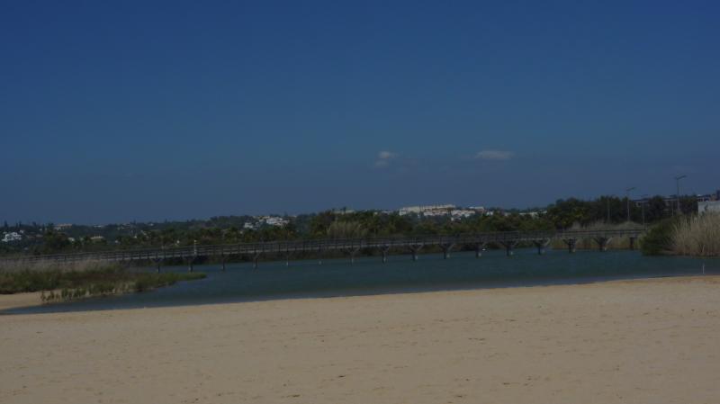 Vista dos arredores Locação Apartamentos 77799 Albufeira