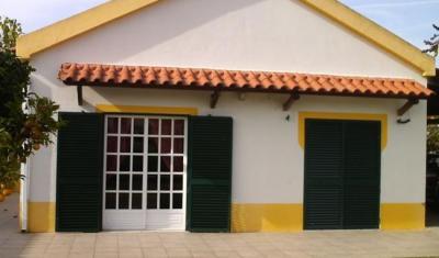 Vista exterior do alojamento Loca��o Quarto de h�spedes 84600 Palmela