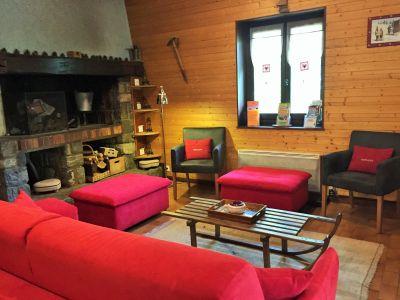 Sala de estar Loca��o Chal� 94407 Puy Saint Vincent