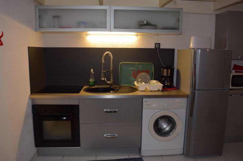 Cozinha de verão Locação Apartamentos 96101 Trois Ilets